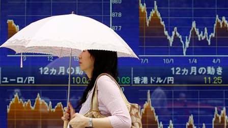 Les jeunes Japonaises gagnent désormais plus que leurs collègues masculins. Le revenu mensuel d'une célibataire de moins de trente ans était en moyenne de 218.156 yens (1.900 euros environ) en 2009, celui d'un homme de 215.515 yens (1.882 euros). /Photo d