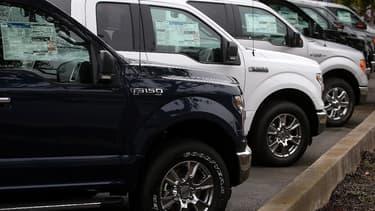 Ford veut économiser 14 milliards de dollars d'ici 2022.
