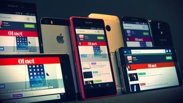 Huit téléphones bien moins chers que l'iPhone6 mais qui sont encore très bons.