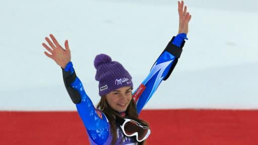 La Slovène Tina Maze championne du monde de Super-G