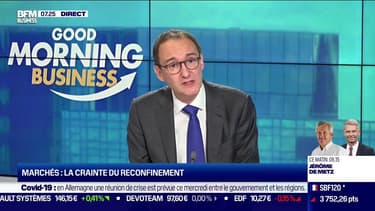 """Wilfrid Galand (Montpensier Finance): """"Tant que la Chine tient, les perspectives économiques et financières auront un filet de sécurité qui permet d'aller de l'avant'"""