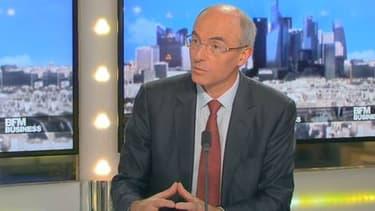 """Benoît Potier propose """"d'aller chercher les marchés en croissance là où ils sont"""""""