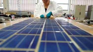 La route solaire de Colas est fabriquée dans l'Orne, au sein d'une Scop. (image d'illustration)