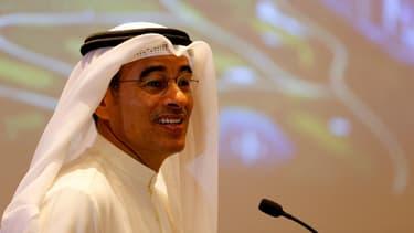Mohamed Alabbar, dont la compagnie construit la tour Burj Khalifa, se lance dans le e-commerce.