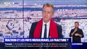Macron et les pays musulmans, la fracture ? - 25/10
