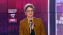 Sandrine Rousseau, lors de l'ultime débat de la primaire écologiste, vendredi 24 septembre 2021 sur BFMTV