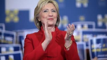 Hillary Clinton pourrait être élue mardi