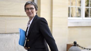 Valérie Fourneyron, le 10 avril 2014.