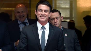 Manuel Valls a de grandes ambitions pour la place de Paris