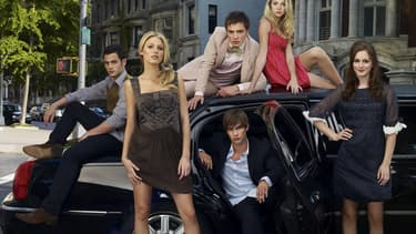 Le casting de la série Gossip Girl