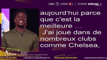PL Live : Ben Arfa, le PSG, Chelsea... le prompteur de Demba Ba