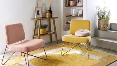 Voyez la vie jaune ce printemps avec La Redoute !