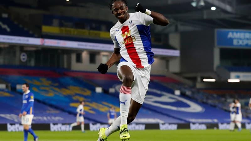 Premier League: le premier but magnifique de Mateta avec Crystal Palace