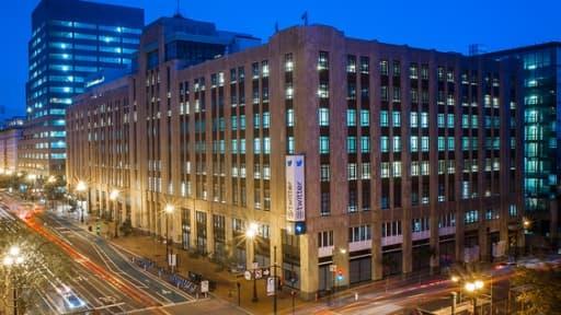 Le quartier général de Twitter, à San Francisco.
