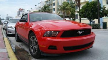 Un défaut a été constaté sur des Mustang produites début 2017