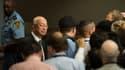 L'ambassadeur du Japon aux Nations Unies Koro Bessho, avant une réunion du Conseil de sécurité de l'ONU sur la Corée du Nord, le 15 septembre 2017 à New York.