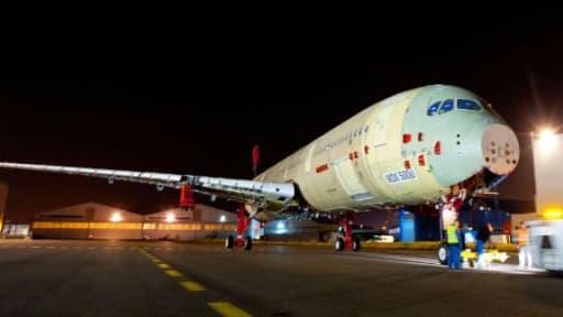 Officiellement, cette décision ne modifie pas le calendrier de livraison de l'A350