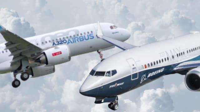 Boeing et Airbus sont en conflit depuis 17 ans