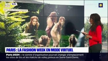 Paris Scan: contrainte de passer au virtuel cette année, comment se déroule la Fashion Week?