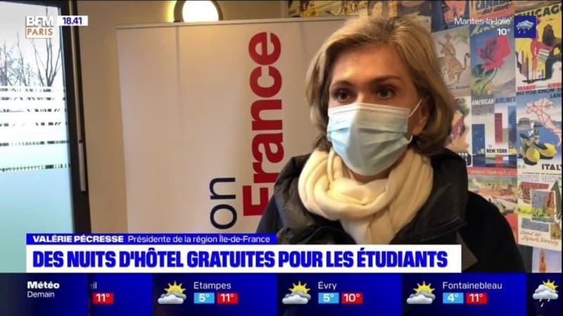 La région Ile-de-France offre des nuits d'hôtel gratuites aux étudiants à Saint-Ouen