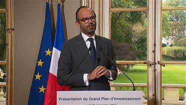 Le Premier ministre Édouard Philippe a indiqué ce lundi comment seraient dépensés les 57 milliards d'euros du plan d'investissement du gouvernement.