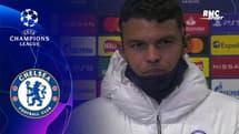 """Chelsea - Real Madrid : """"Le PSG a fait son choix de dégager Tuchel..."""" ironise Thiago Silva"""