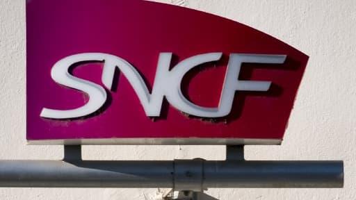 Le logo SNCF - Image d'illustration