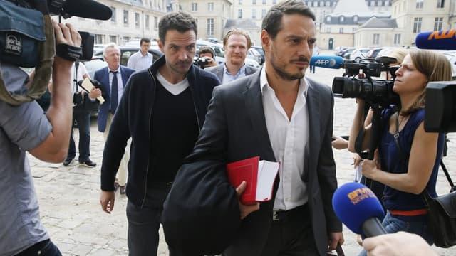 Jérome Kerviel (à gauche) est prêt à aller jusqu'à la Cour européenne des droits de l'Homme.