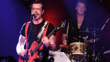 Jesse Hughes, le leader des Eagles of Death Metal, le 19 octobre 2015.