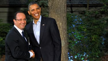Le président François Hollande avait déjà été reçu par Barack Obama en mai 2012.