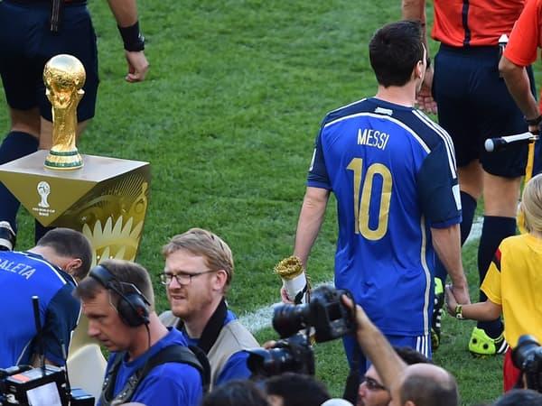 Messi et la Coupe
