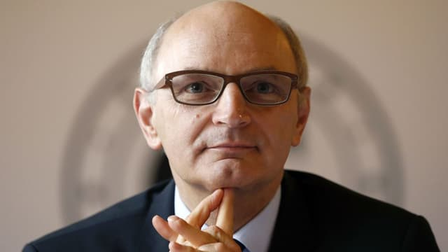 Didier Migaud adresse une pique au gouvernement.