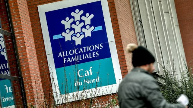 Un centre d'allocations familiales - Image d'illustration