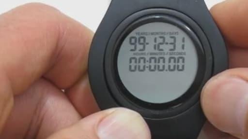 La montre Tikker, la plus stressante du monde.