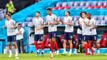 Les joueurs de l'équipe de France, à Munich le 15 juin 2021