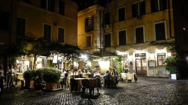 La mafia italienne tient plus de 5.000 restaurants en Italie. (Photo d'illustration)