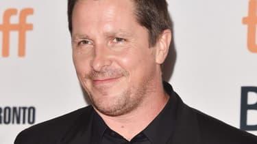 """Christian Bale à la première de """"Hostiles"""" au Festival international du film de Toronto, le 11 septembre 2017"""