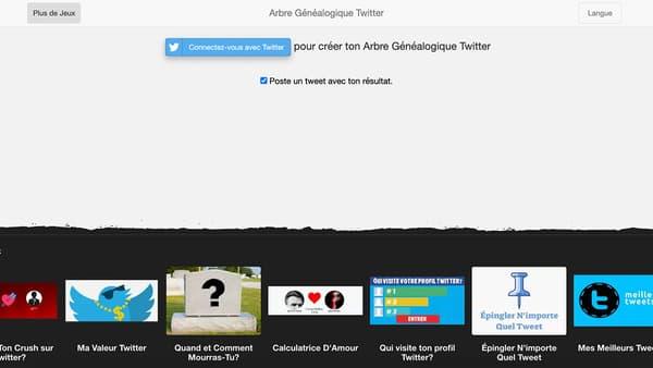 Capture d'écran du site Roundyearfun.org