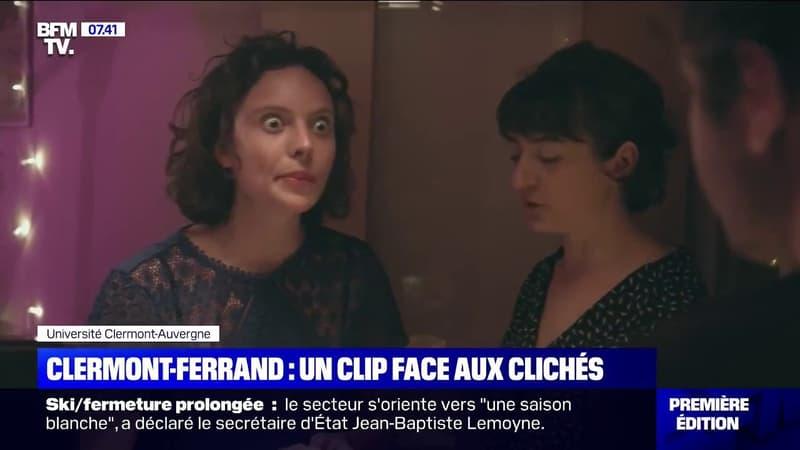 Quand l'université de Clermont-Ferrand poste un clip contre les clichés de la ville