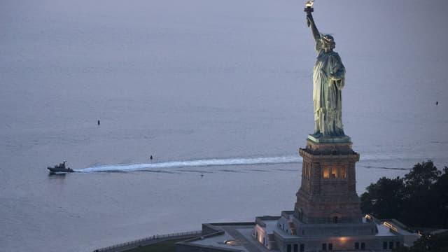 La Statue de la Liberté. (photo d'illustration)