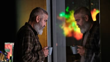 """George Clooney dans """"The Midnight Sky"""""""