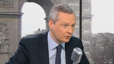 L'ancien ministre de l'Agriculture Bruno Le Maire