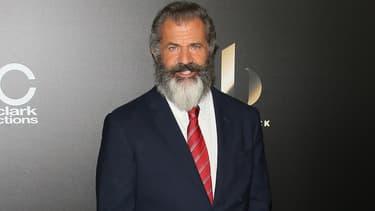 Mel Gibson, le 7 novembre 2016
