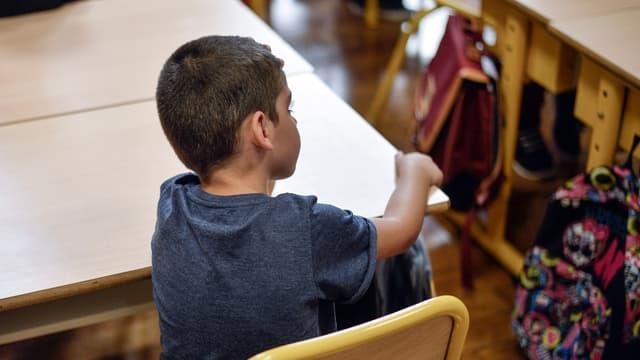 La majorité des Français trouve les enfants moins bien éduqués qu'à leur époque. (illustration)