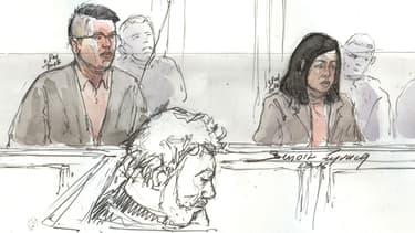 La femme a été reconnue coupable d'avoir tué et dépecé un jeune couple de parents en 2012.