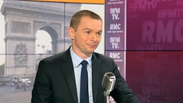 Olivier Dussopt, Ministre délégué aux Comptes Publics