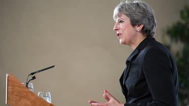 Theresa May ne signera pas un chèque en blanc pour renflouer Carillion.