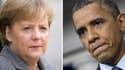 """Angela Merkel pourrait ne pas être la seule dirigeante à avoir été espionnée. par les Etats-Unis, comme le révèle le """"Guardian""""."""