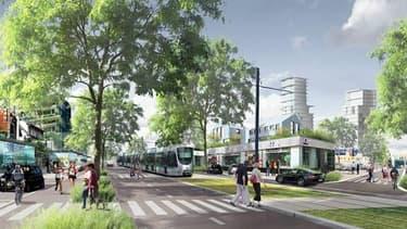 Le projet du Grand Paris Express est conçu pour désaturer le réseau de transport existant et favoriser les déplacements de banlieue à banlieue.