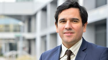 Le président de l'Arcep Sébastien Soriano